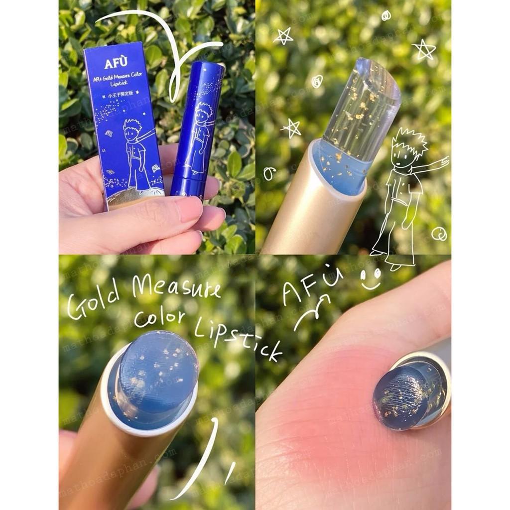 Son AFU Gold Measure Color Lipstick