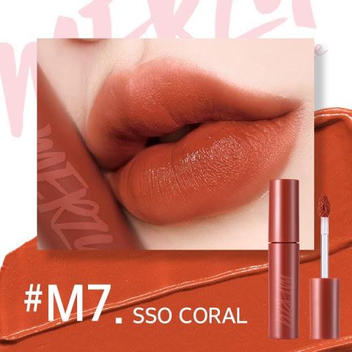 Son Kem Merzy Mellow Tint M7 -Sso Coral