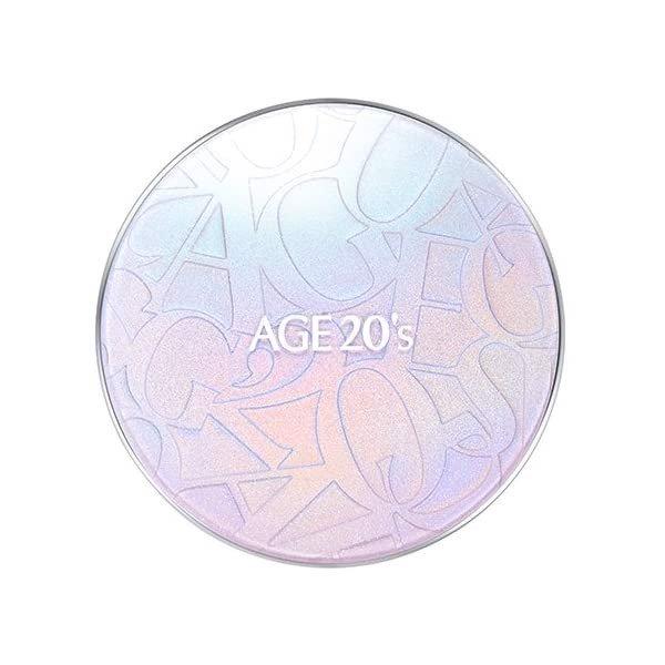 Phấn Phủ Age 20's Essence Cover Pact VX #21