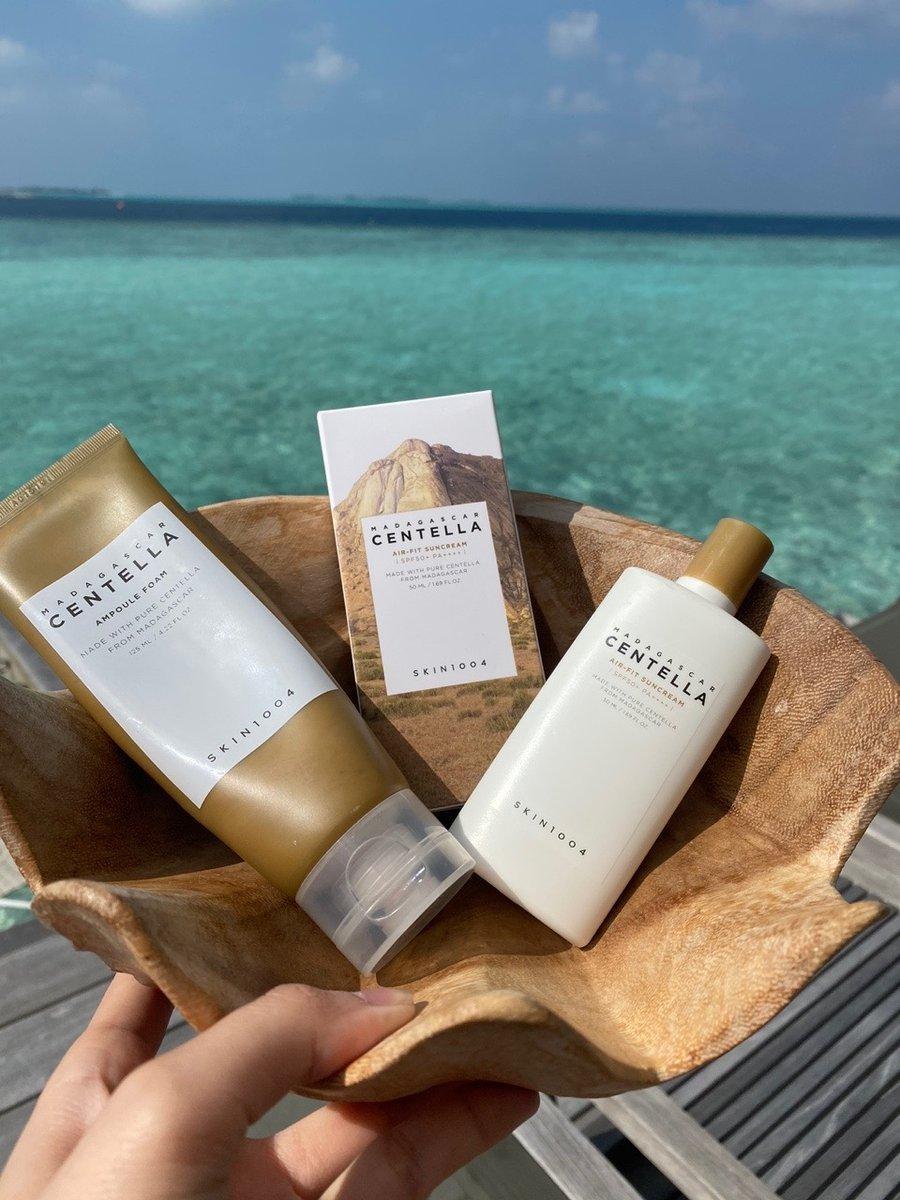 Kem Chống Nắng Skin1004 Madagascar Centella Air-fit Suncream SPF50/PA++++ 50 ml