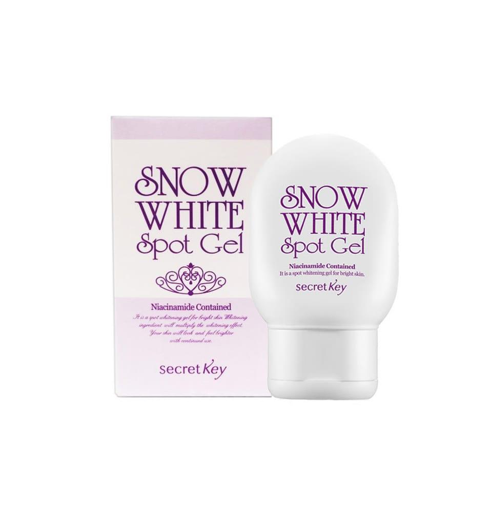 Gel Dưỡng Secret Key Snow White Spot Gel 65G