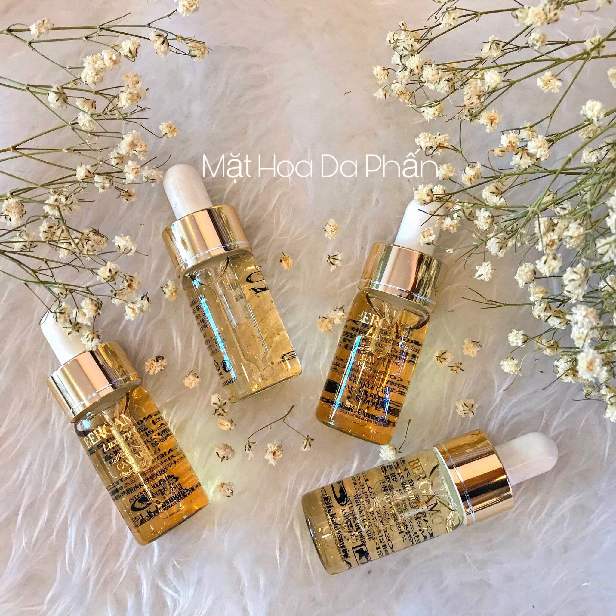 Tinh Chất Bergamo Luxury Gold L.K.Cosmetics (4Ea)