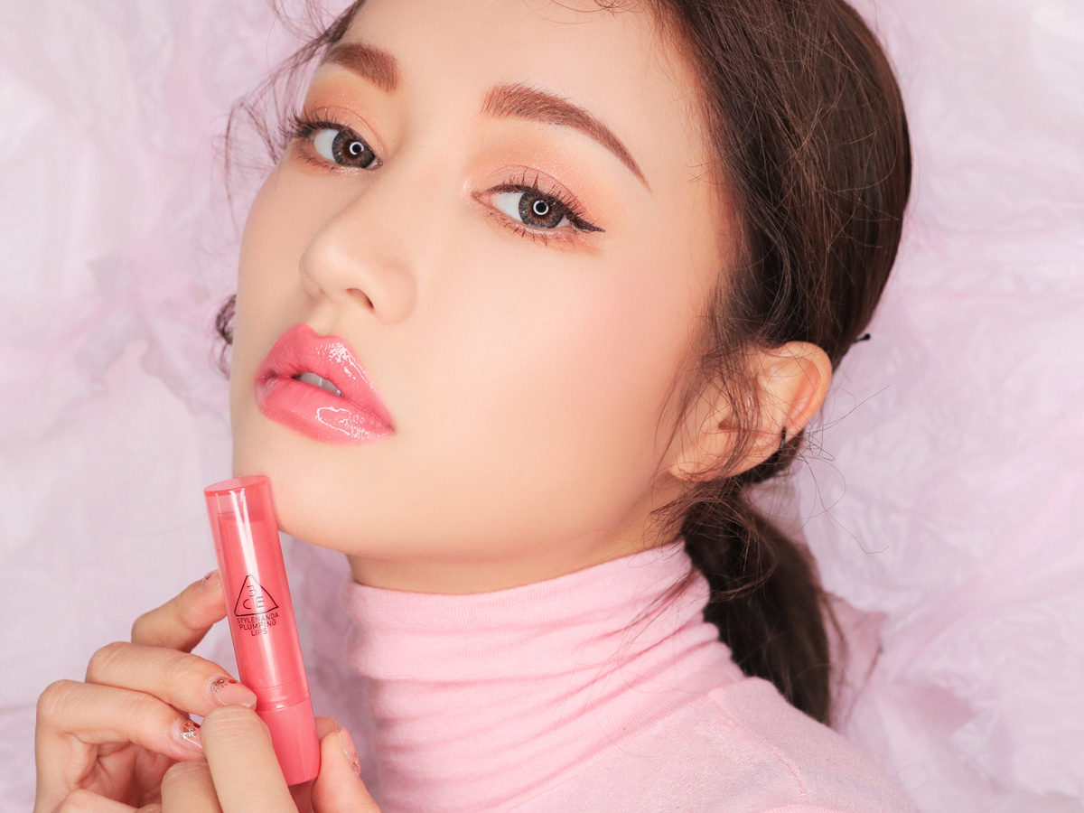 Son Dưỡng 3CE Stylenanda Plumping Lips #Pink