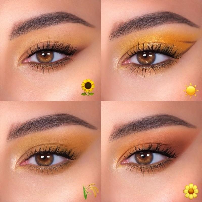 Bảng Màu Mắt Colorpop Lil' Ray Of Sunshine ( 9 ô)