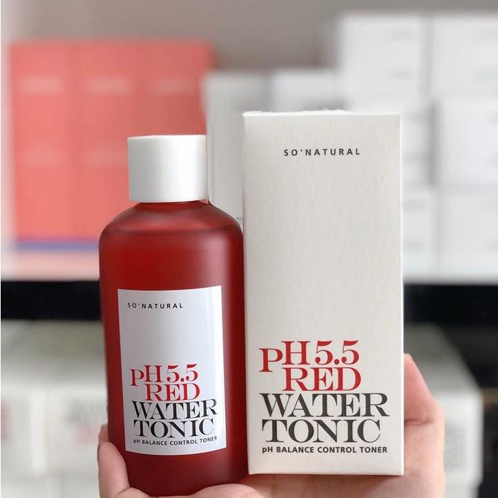 Nước Cân Bằng Ph5.5 Red Water Tonic 250Ml