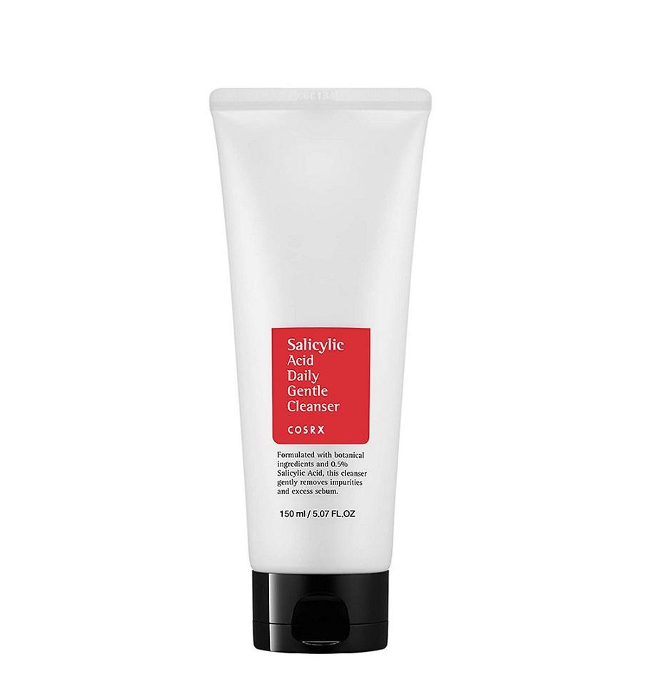 SRM Salicylic Acid Daily Gentle Cleanser Cosrx 150Ml