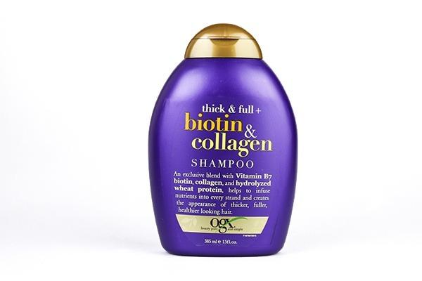 Dầu Gội Biotin & Collagen OGX 385ml