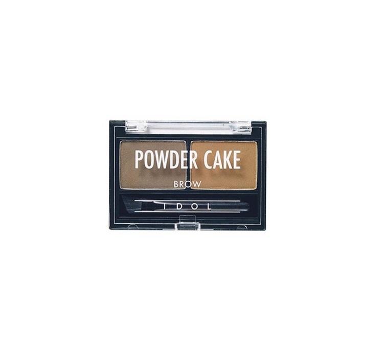Kẻ Mày Idol Powder Cake Brow #01