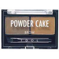 Kẻ Mày Idol Powder Cake Brow #02