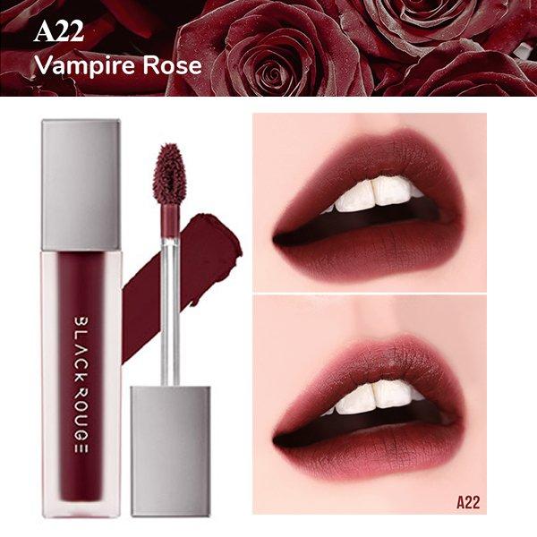 Son Black Rouge Airfit Velvet A22