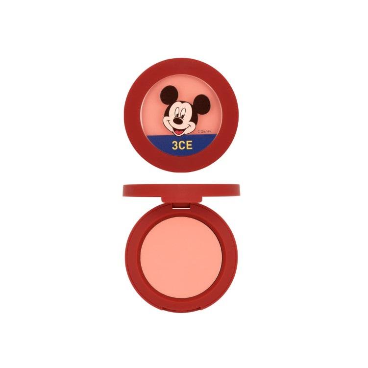Phấn Má Hồng 3CE Face Blush Màu Pure Cake (Disney)