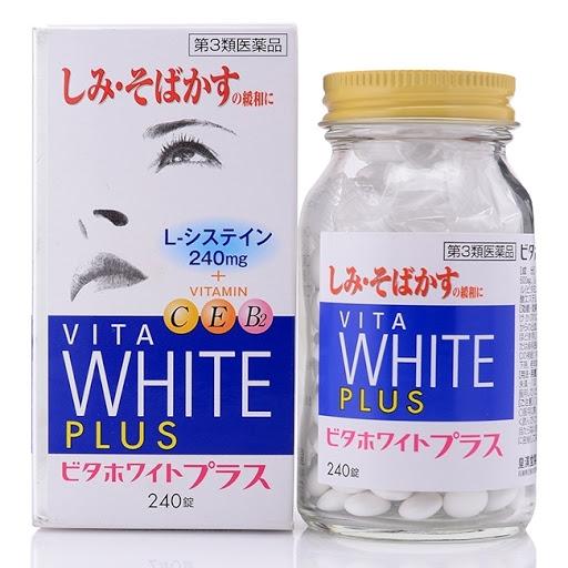 TPCN VIên Uống Trắng Da Neovita White C-Plus 240 Viên
