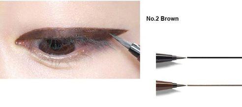Kẻ Mắt Innisfree Powerproof Brush Liner #02 Brown