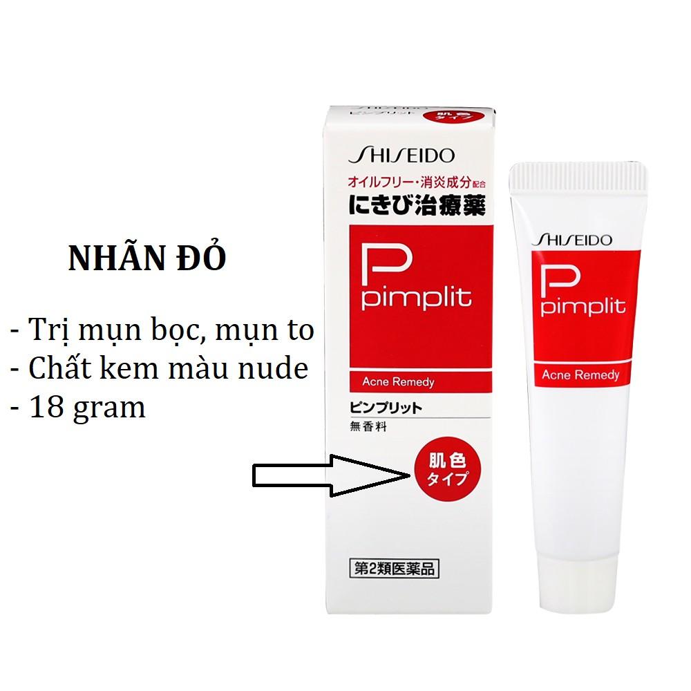 Trị Mụn Shiseido Ppimplit 18G