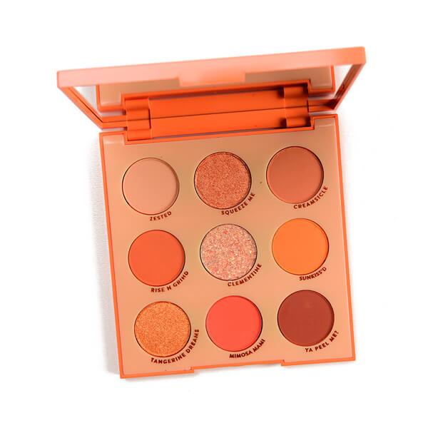 Bảng Màu Mắt Colourpop Orange You Glad (9 Ô)