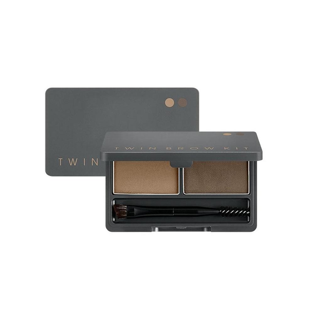 Kẻ Mày Missha Twin Brow Kit #01