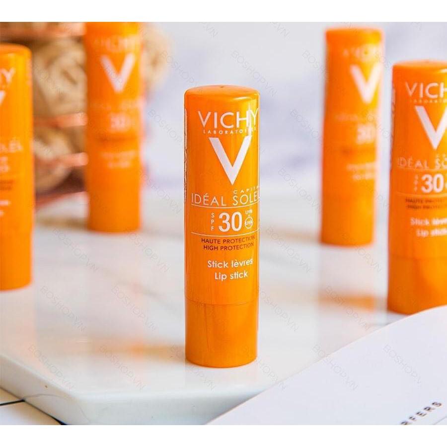 Son Dưỡng Môi Chống Nắng Vichy Ideal Soleil SPF 30
