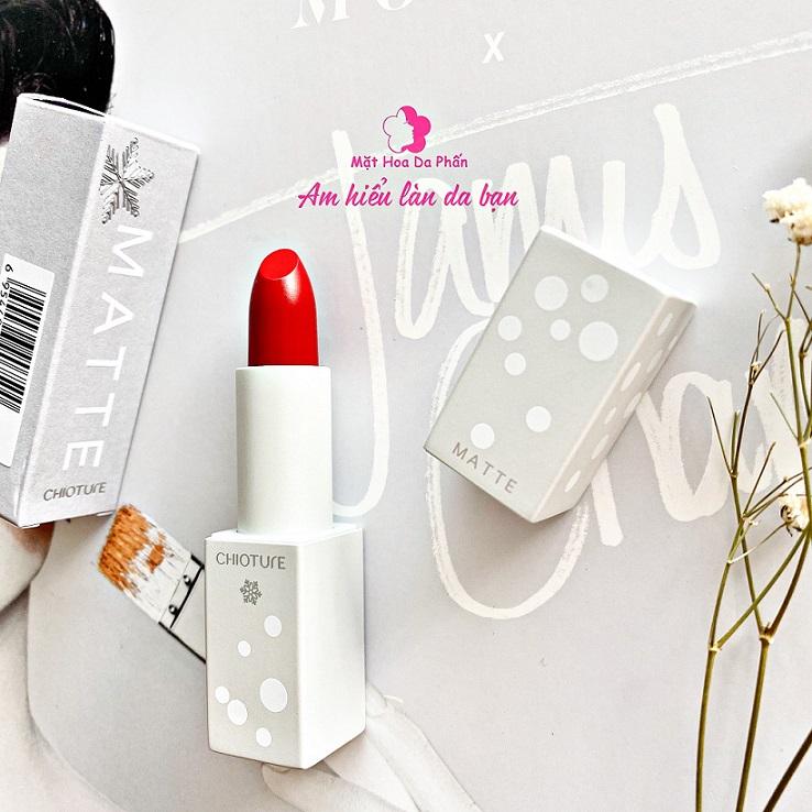 Son Chioture Kiss Matte Lipstick #M17