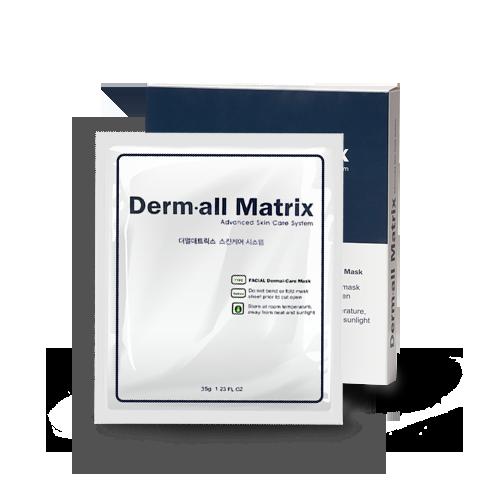 Mặt Nạ  Dưỡng Da Derm All Matrix Facial Dermal Care Mask