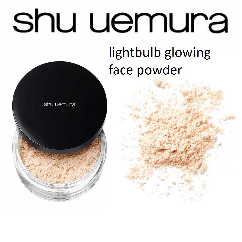 Phấn Phủ Shu Uemura The Lightbulb Glowing Face Powder 2g (Mini)