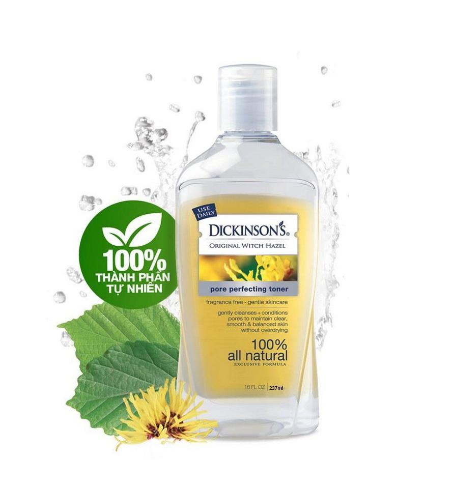 Nước Cân Bằng Dickinson'S Pore Perfecting 473Ml (Vàng)