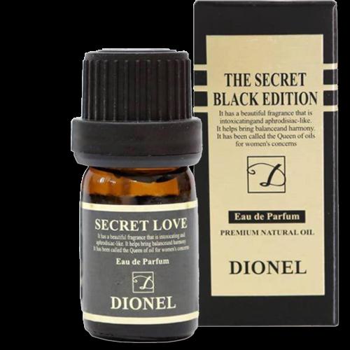Nước Hoa Dionel Secret Love Black Edition 5ML (mã mới)