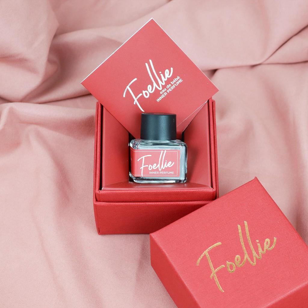 Nước Hoa Foellie Inner Perfume 5ml #Bébé (Đỏ)