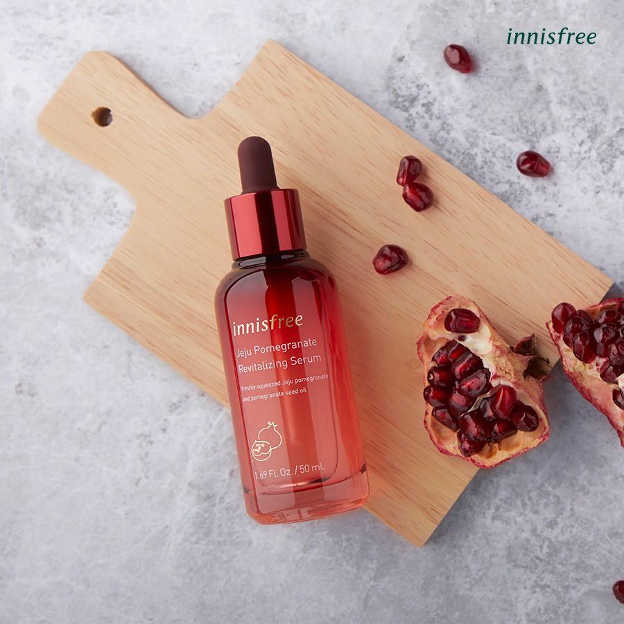 Tinh Chất Innisfree Jeju Pomegranate Revitalizing Serum 50ml