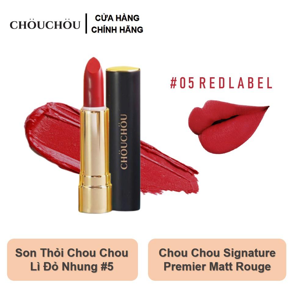 Son Chouchou #5 Red Label