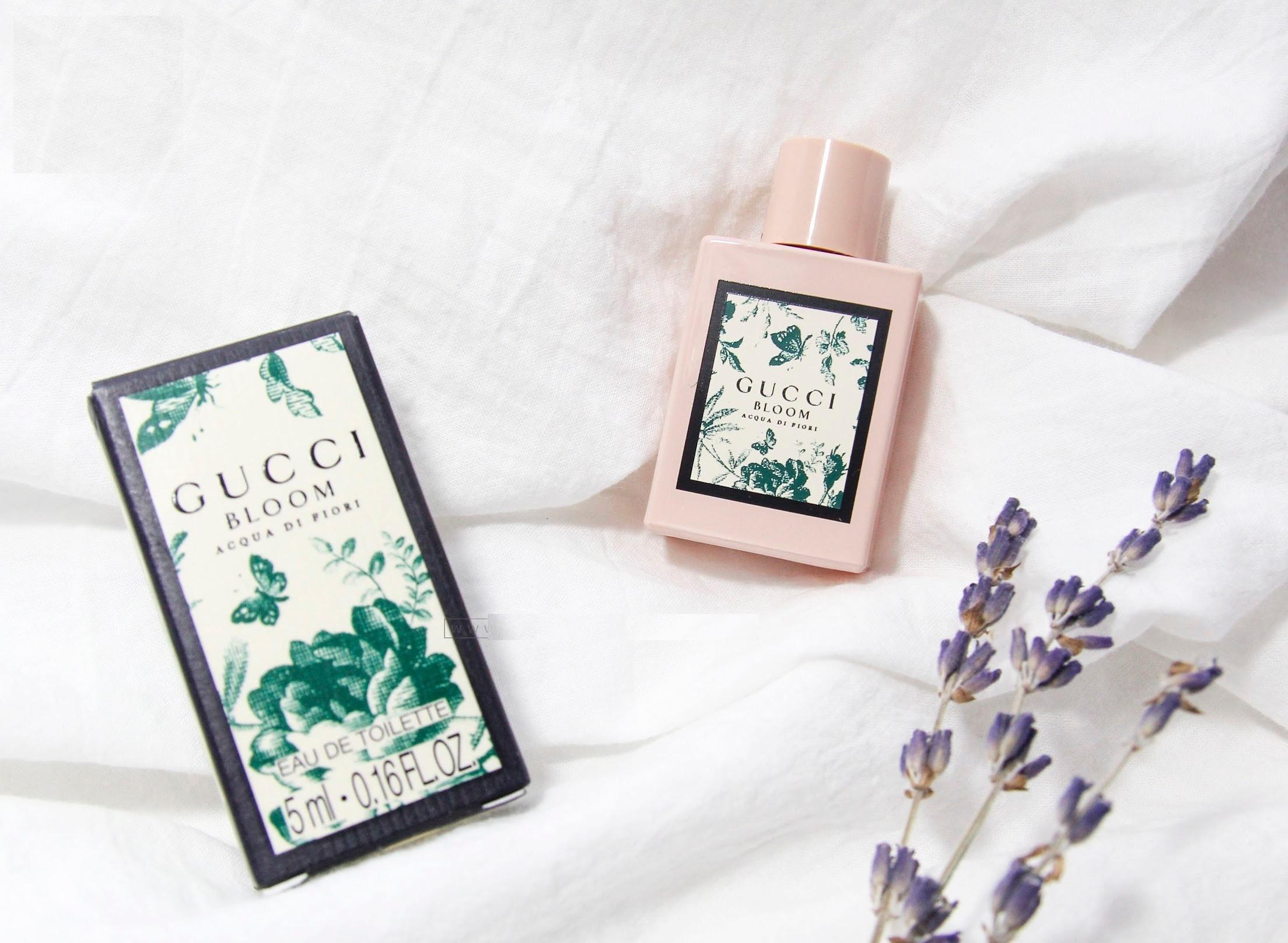 Nước Hoa Gucci Bloom Acqua Di Fiori EDT 5ml
