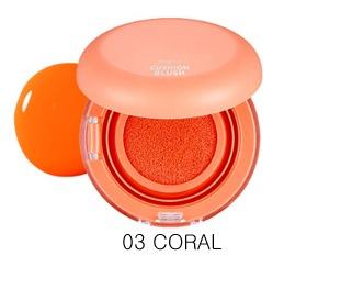 Má Hồng Fmgt Moisture Cushion Blush #03 Coral
