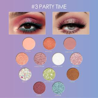 Bảng Màu Mắt Focallure Mysterious Time FA-106 #03 Party Time