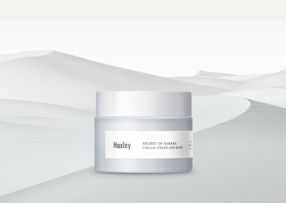 Kem Dưỡng Ẩm Dạng Gel Huxley Cream Fresh And More 50ml