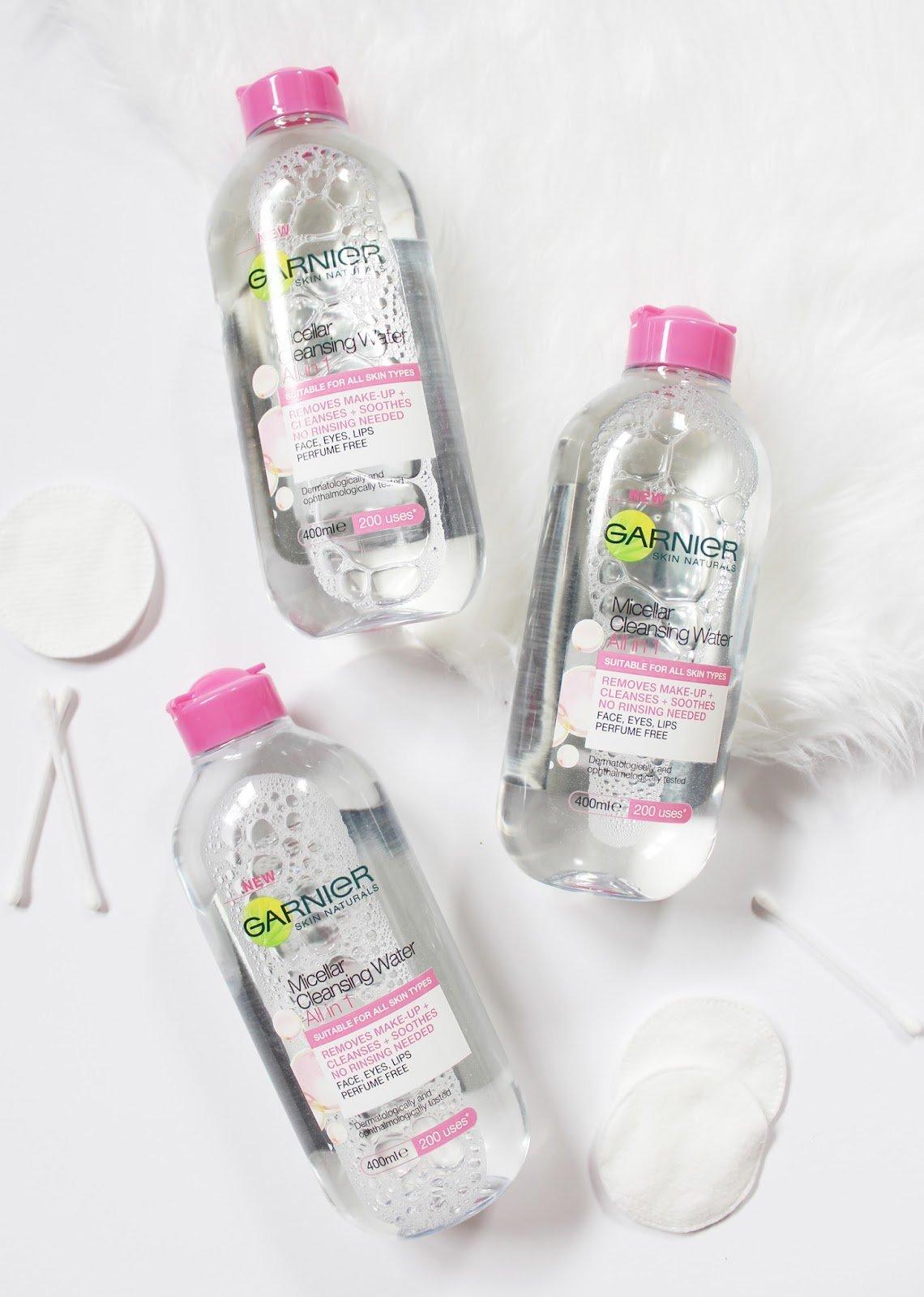 Tẩy Trang Garnier Micellar Cleansing Water