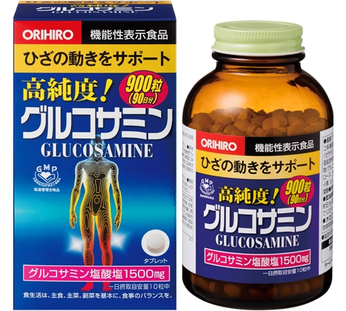 TPCN Orihiro Glucosamine 1500mg 950 Viên (Nhật)