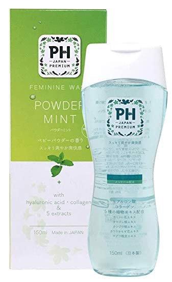 Dung Dịch Phụ Khoa PH Feminine Wash 150ml #Powder Mint