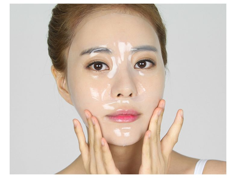 Mặt Nạ Thạch Celderma Ninetalks Hydrogel Mask ( Hồng )