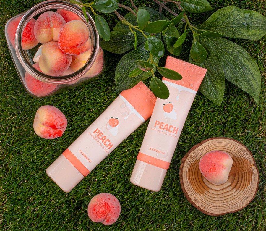 Kem Dưỡng Coringco Whipping Tone Up Cream 50ml #Peach