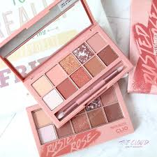 Phấn Mắt Clio Pro Eye Palette 05 Rusted Rose