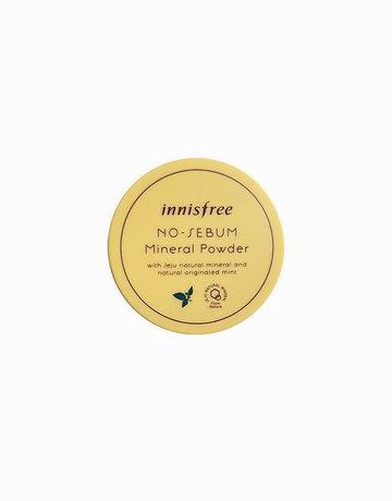 Phấn Phủ Innisfree No-Sebum Mineral 5G (Nhiều Màu)