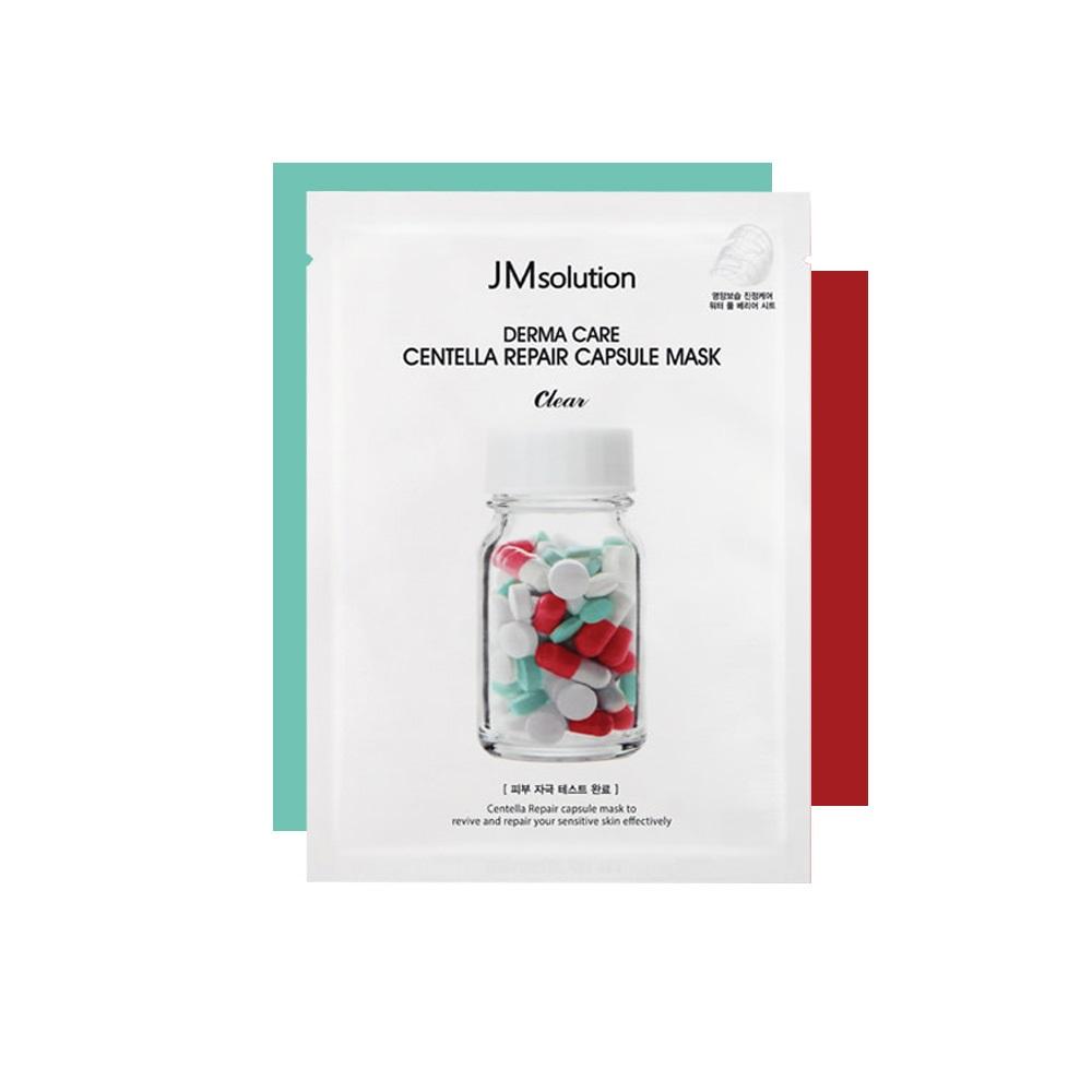 Mặt Nạ JMsolution Derma Care Centella Repair Capsule Mask 30mL
