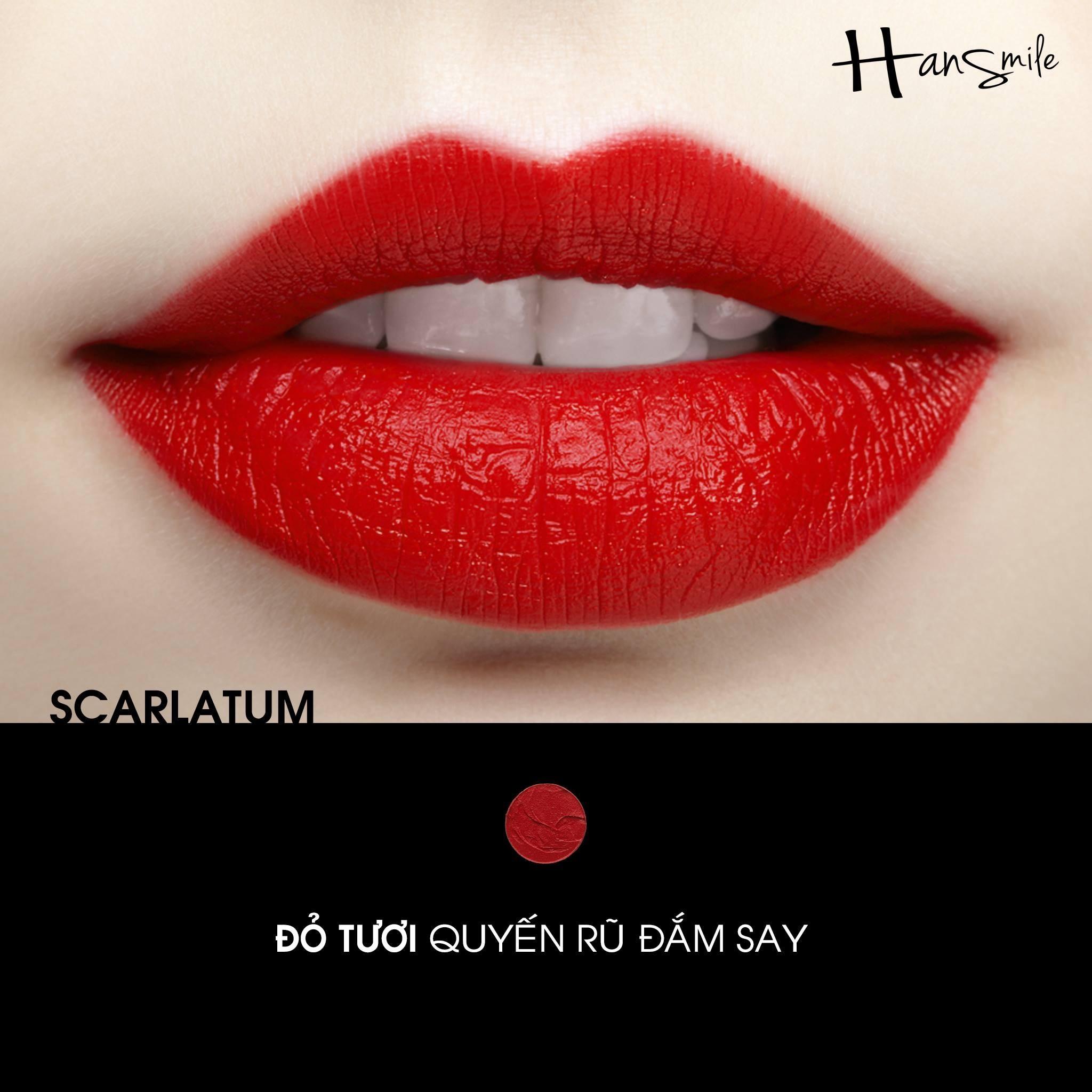 Son Hansmile Mystic #Scarlatum
