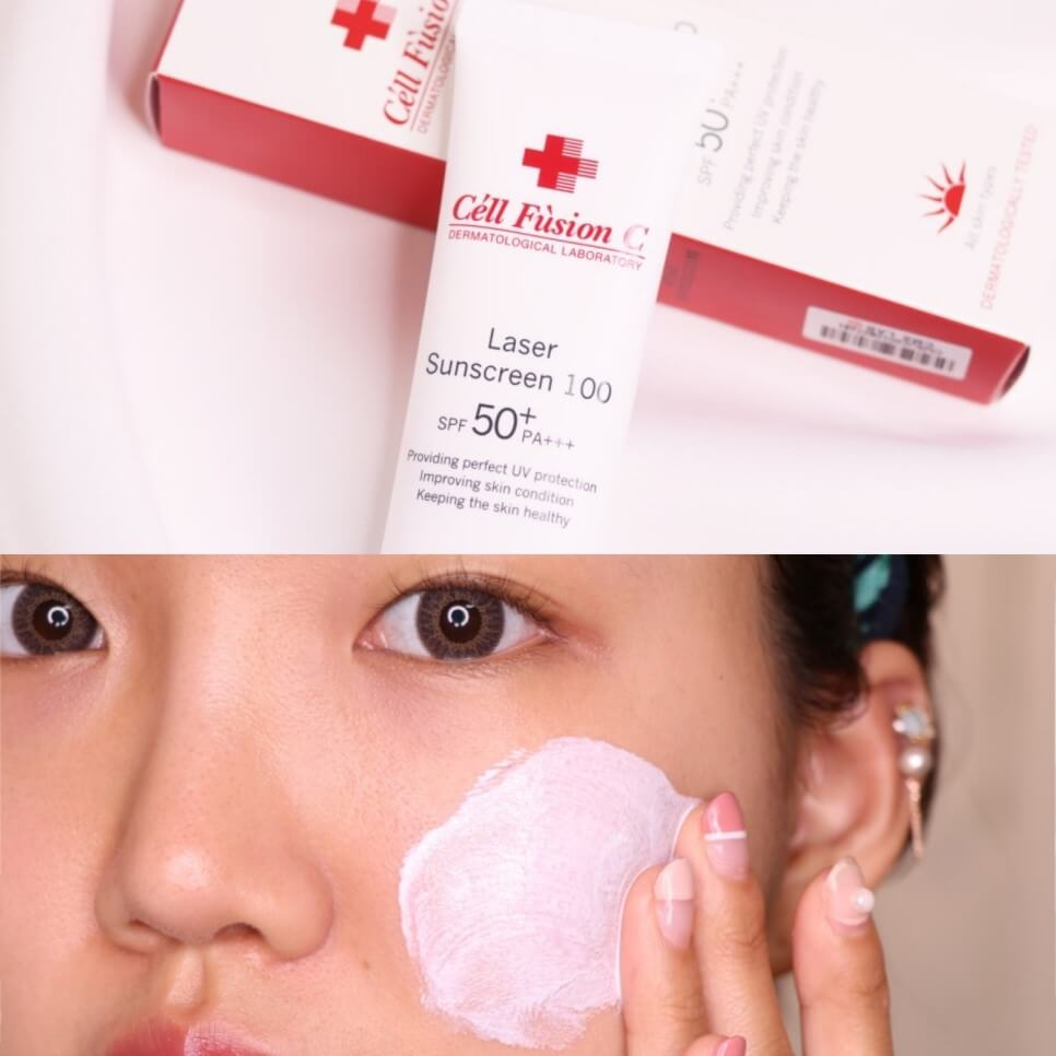 Chống Nắng Cell Fusion C Laser Sunscreen 100 SPF50 10ml