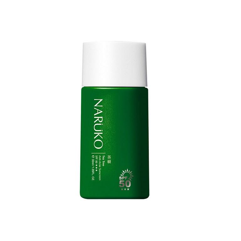Chống Nắng Naruko Tea Tree Anti – Acne Sunscreen 30ml