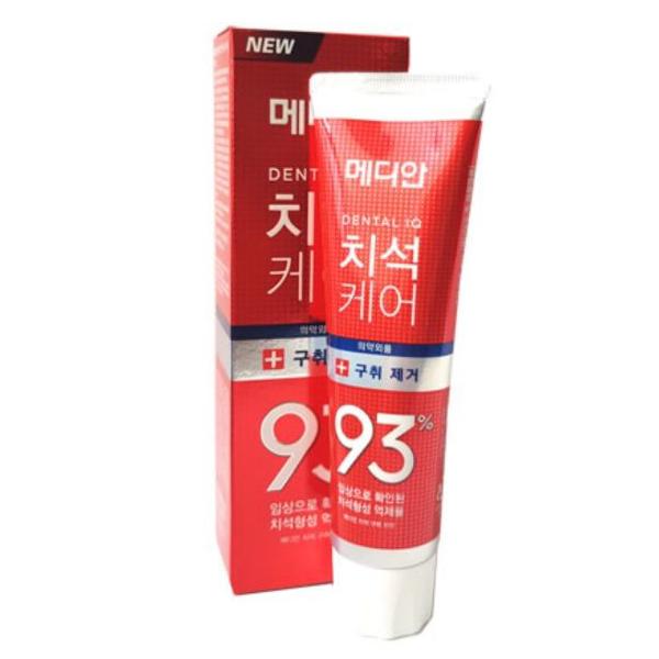 Kem Đánh Răng Median 93% Đỏ