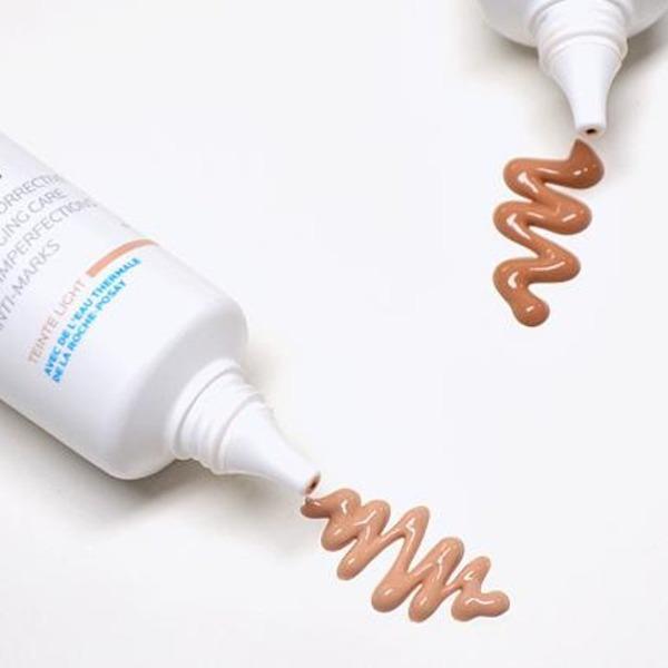 Kem dưỡng giảm mụn, ngăn ngừa vết thâm & che khuyết điểm La Roche-Posay Effaclar Duo+ Unifiant 40ml