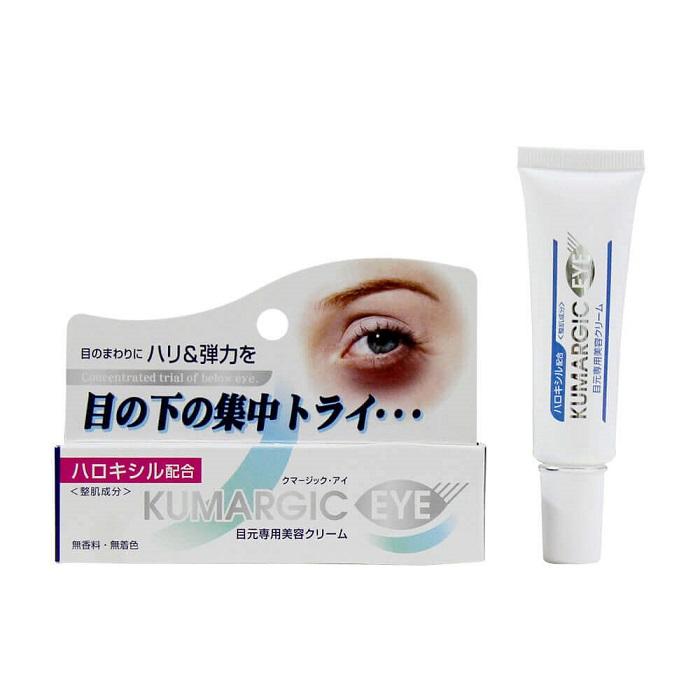 Kem Dưỡng Mắt Kumargic (Nhật) 20G