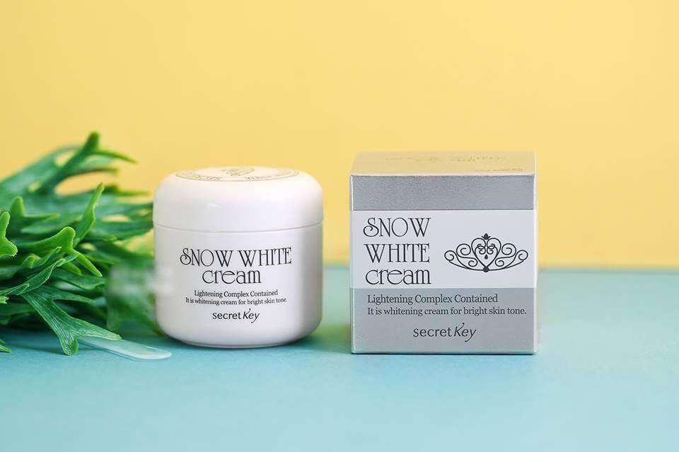 Kem Dưỡng Secret Key Snow White Cream 50G