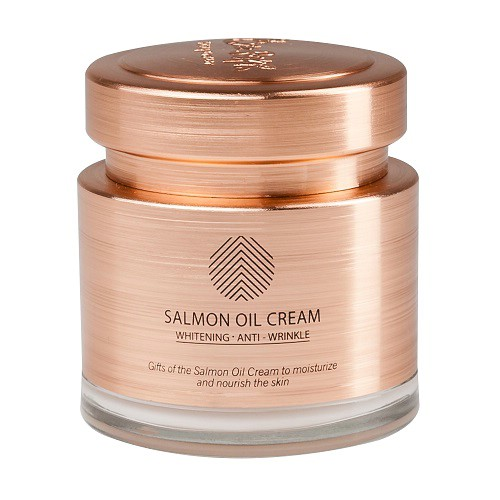Kem Dưỡng Da Cá Hồi Salmon Oil Cream Cre8Skin 80Gr