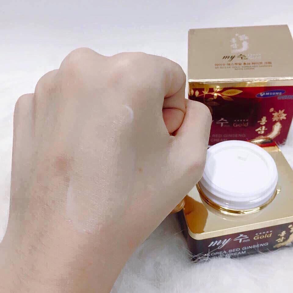 Kem sâm my gold korea 50ml